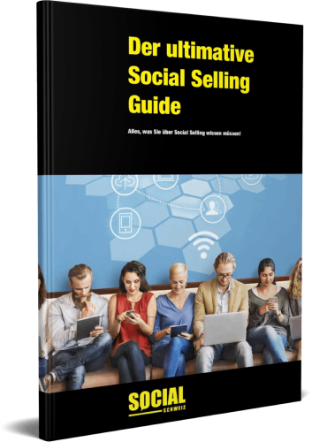 Downloade dir den kostenlosen Social Selling Guide von Social Schweiz.