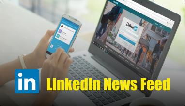 Bleibe mit Social Schweiz im Bereich LinkedIn up to date.