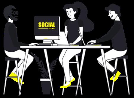 Social Selling und LinkedIn Erfolge mit Social Schweiz erreichen.