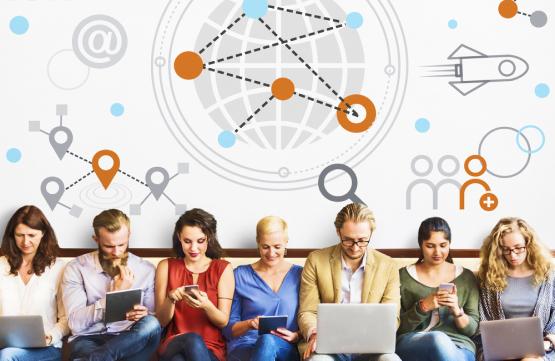 Social Schweiz unterstützt unter dem Motto #heretohelp Unternehmen im Bereich Social Selling.