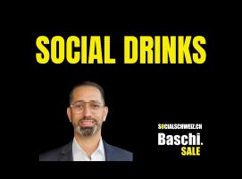 Social Drinks ist das optimale Event, um die eigenen LinkedIn Kenntnisse zu erweitern und zu netzwerken.
